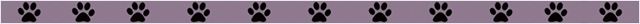 paw print space bar